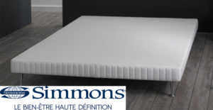 sommier multiplis-couture